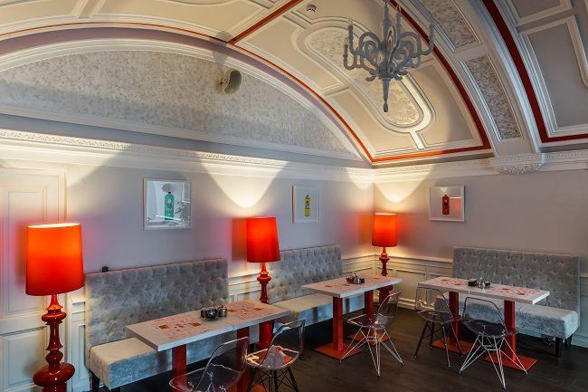 Italian Restaurants St Petersburg Russia