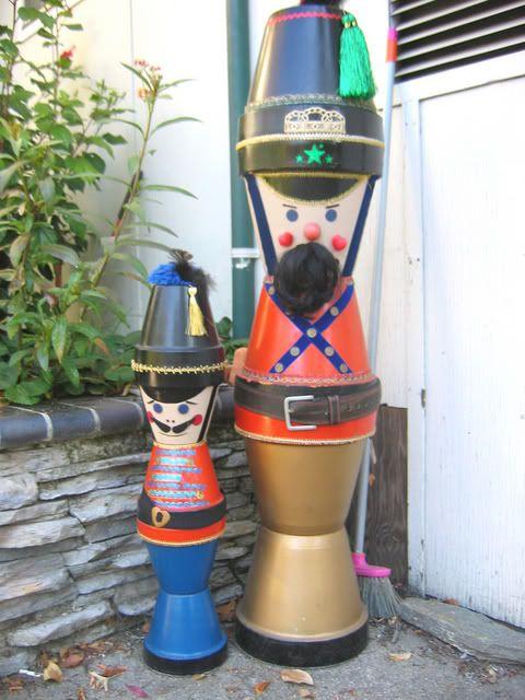 my new Nutcrackers! - Holiday Forum - GardenWeb ...