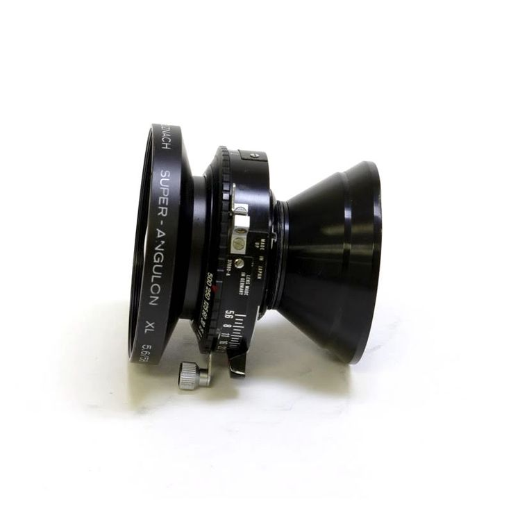 Used Schneider Super Angulon 58mm f5.6 XL Copal 0 Lens - Photographic Retailer in London, Ship Worldwide! | Teamwork Digital