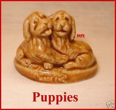 Wade  Puppies   Pet Shop Friend   From Red Rose Tea USA #WadePetShopFriends