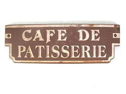 Cafe de Patisserie - $10.99