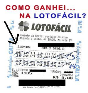 Resultado da Lotofácil 1464 – 20/01/2017 – (Sexta-feira) | Loterias