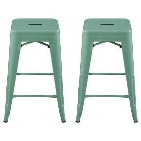 The Carlisle Backless Counter Stool Is The Perfect