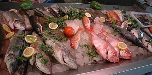 Peixes, Moluscos e Crustáceos