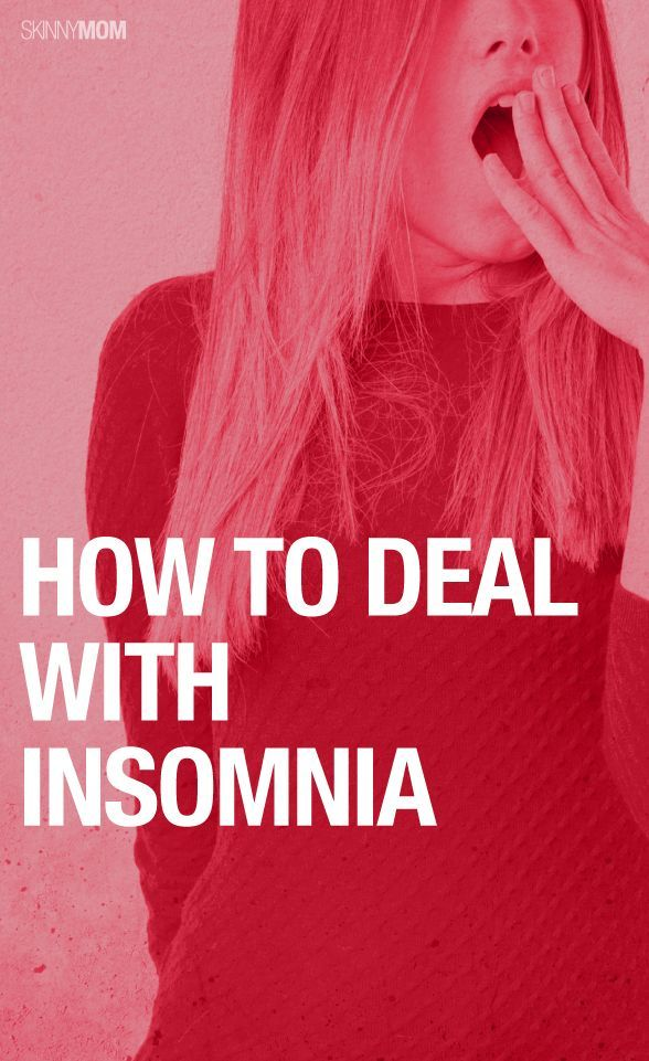 Have insomnia?  Try these remedies.