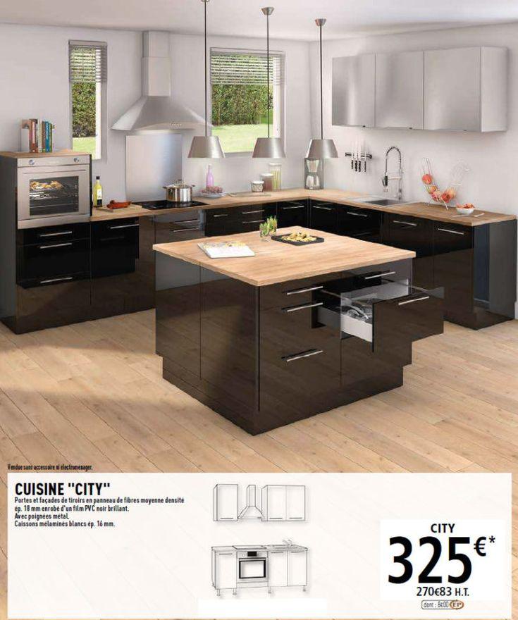 les 25 meilleures id es de la cat gorie cuisine brico depot sur pinterest brico depot meuble. Black Bedroom Furniture Sets. Home Design Ideas