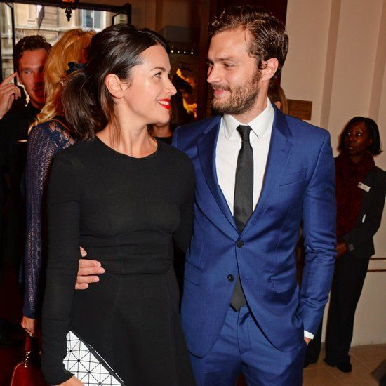 Jamie Dornan and Wife Amelia Warner's Cutest Pictures