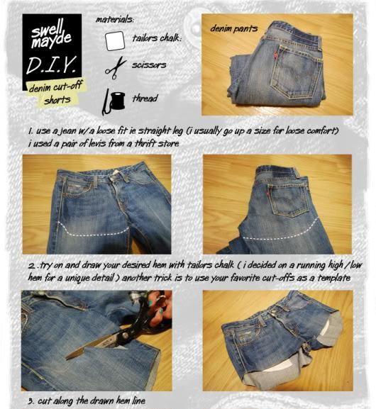 Mu00e1s de 1000 ideas sobre Pantalones Cortos De Jean Azul en ...
