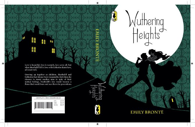 Romantic elements wuthering heights emily bront