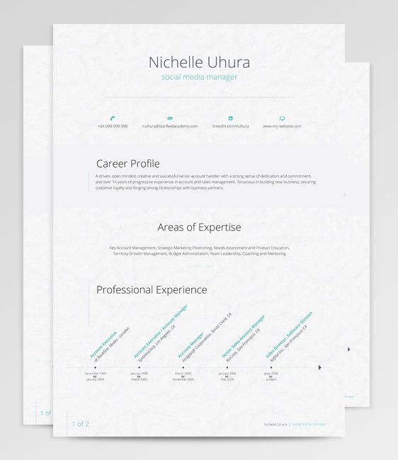 24 best Antlia - Resume Template images on Pinterest Resume design