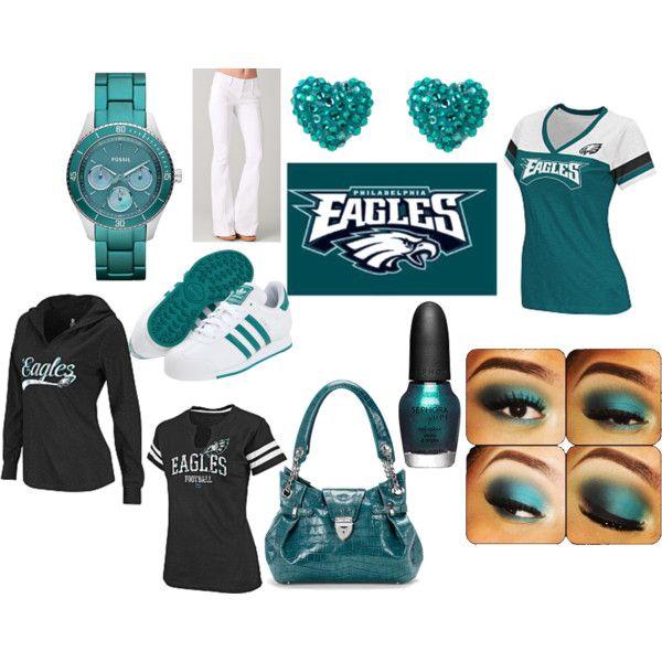 Philadelphia Eagles, created by teriessa-culpepper