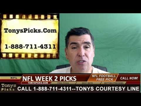 Monday Night Football NFL Picks Week 2 Odds Predictions 9-19-2016