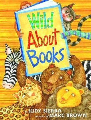 A fantastic way to introduce the joy of reading to elementary level students! Opens lots of opportunities to talk about different genres and even the care of library books! A fun, rhyming verse begs to be read out loud!