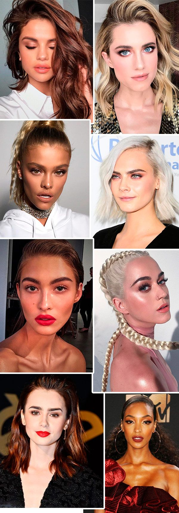 Beauty Trend: Sombra Rose Gold
