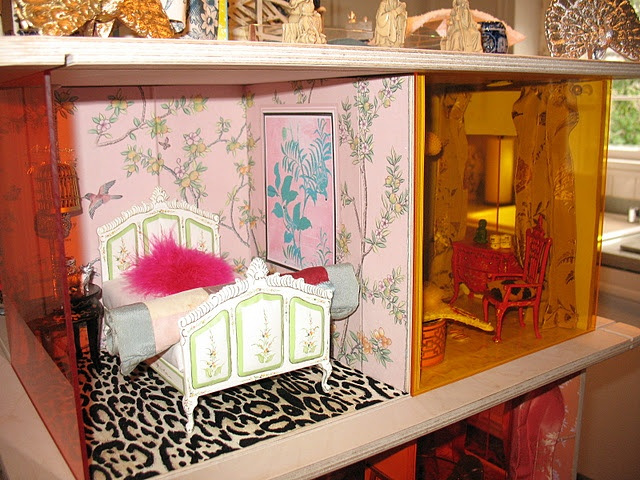 My Pink Chinoiserie Bedroom