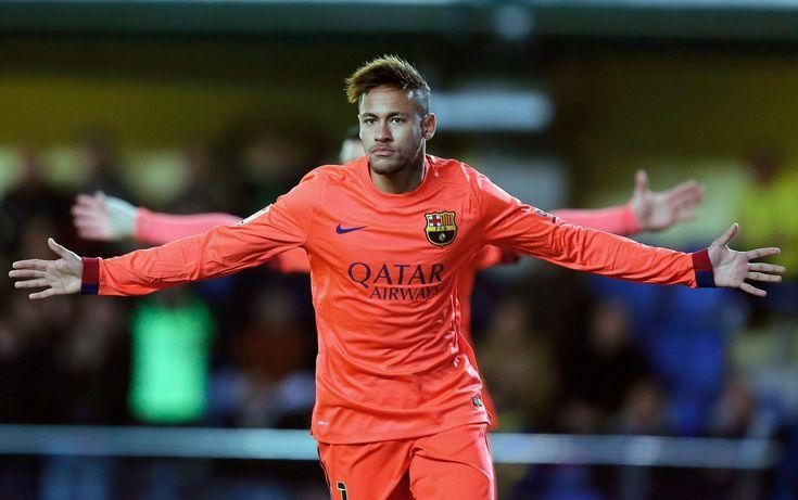 Neymar faz dois, Barça derrota Villarreal e vai à final da Copa do Rei #globoesporte