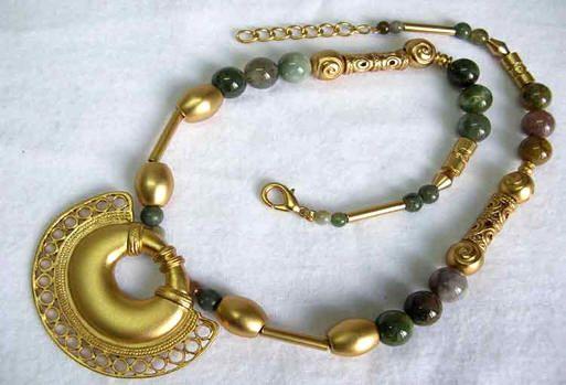 diseños de collares de bisuteria - Google Search