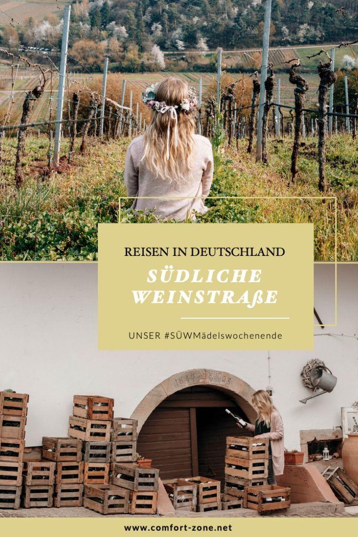 Sudliche Weinstrasse Ein Madelswochenende In Der Pfalz Comfort Zone In 2020 Sudliche Weinstrasse Pfalz Wandern Pfalz