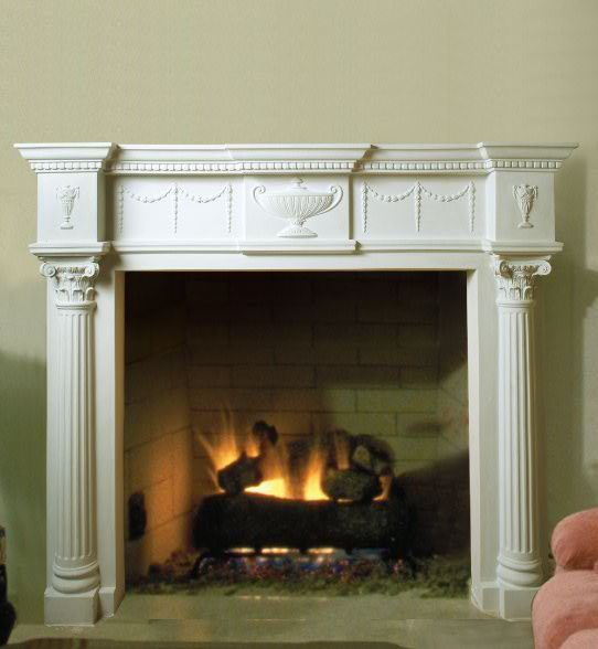 21 best The Estate Collection Fireplaces images on Pinterest Los