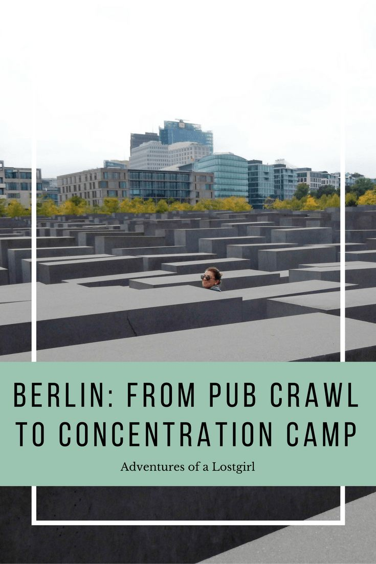 Berlin. Check out all of the amazing things you can do and see while in Berlin, Germany. Pub crawls, memorials, football match and more.