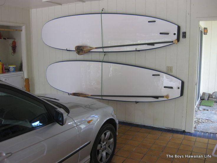 Sup Board Car Racks | 10 SUP Storage Solution | The Boys Hawaiian Life