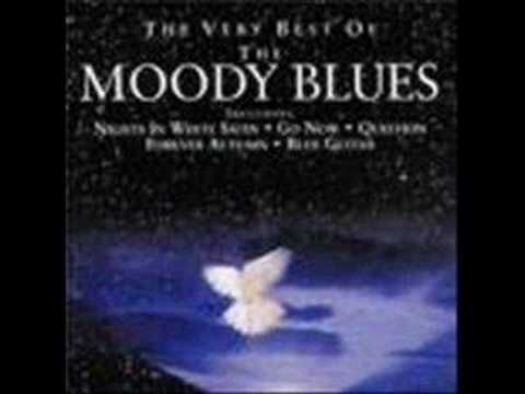 Moody Blues - Nights in White Satin (extended version) ... ok, not much visually but includes THE POEM.