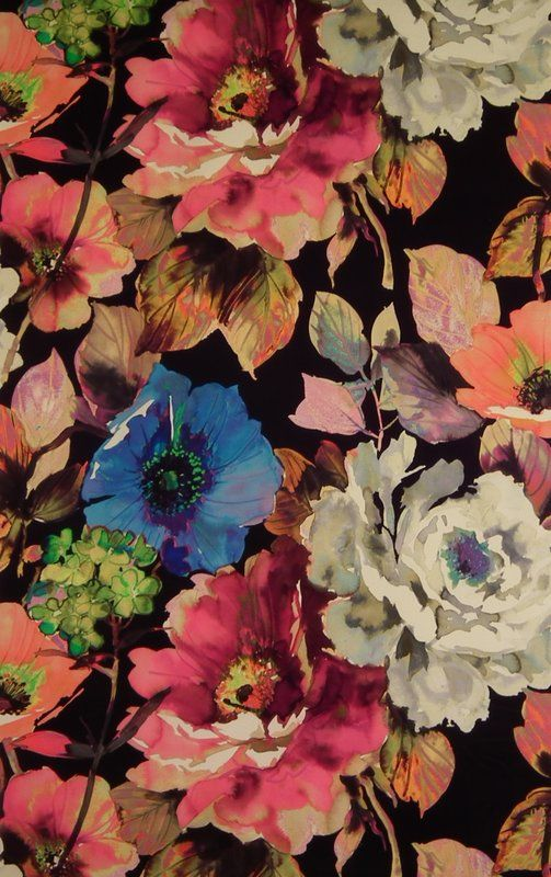 Gardenia Tropical (19914-522) – James Dunlop Textiles | Upholstery, Drapery & Wallpaper fabrics