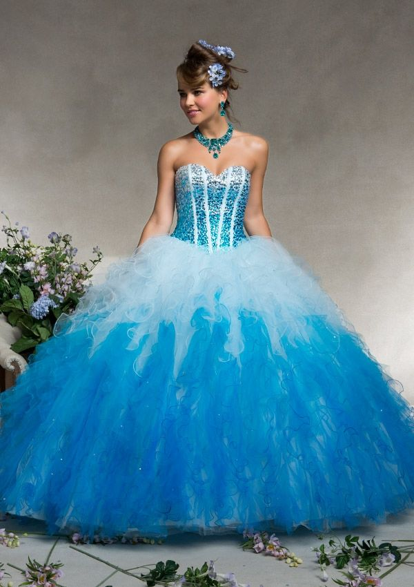 12 best images about quinceanera dresses on Pinterest | Tiffany ...