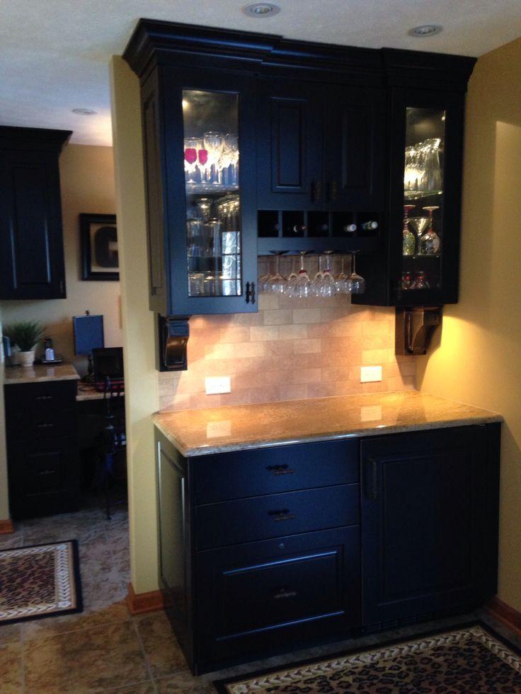 Built in bar home decor ideas pinterest for Built in bar designs