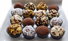 Питание по Дюкану: рецепт шоколадных трюфелей