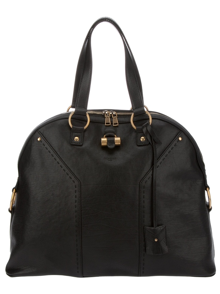 YVES SAINT LAURENT - 'MUSE' TOTE