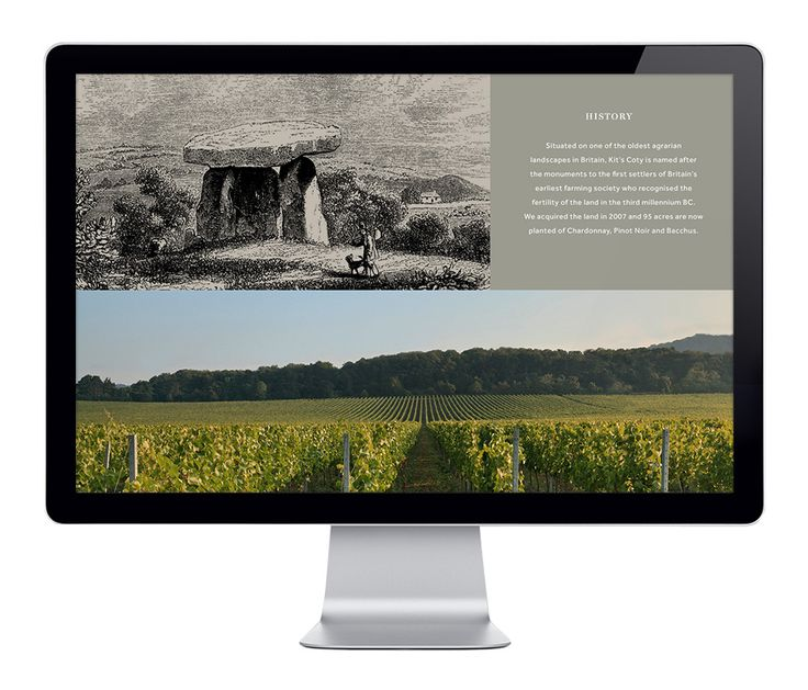 Chapel Down - New Magento Site by Lewis