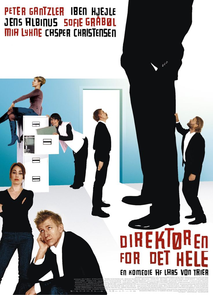 Direktøren for det hele / The Boss Of It All (2006), Lars Von Trier
