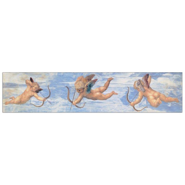 RAFFAELLO - TRIOMPHE DE GALATEE DETAIL (140x31 cm / 100x22 cm) #artprints #interior #design #art #print #iloveart #followart  Scopri Descrizione e Prezzo http://www.artopweb.com/EC17370