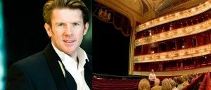 Jack Foley will headline Magnificent Musicals at Southwark Cathedral, alongside the Royal British Legion's Central Band, conducted by Captain David Cole, on October 3rd 2014.