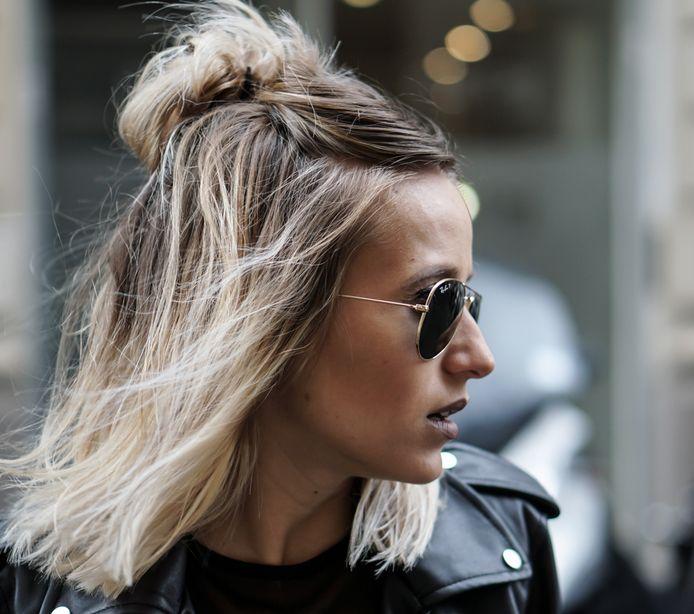 Les 301 meilleures images propos de cheveux sur pinterest coiffures carr s et coup - Type de coiffure ...