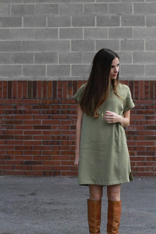 6 Tunic Tops You Will Want to Sew Using Free Patterns | Sew Chic and Unique