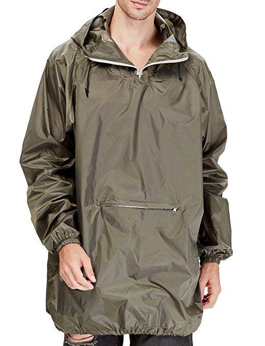 4 Ucycling Raincoat Easy Carry Rain coat Jacket Poncho