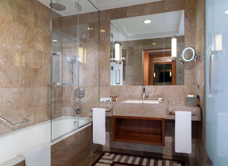 Sheraton Bursa Hotel Classic Bathroom