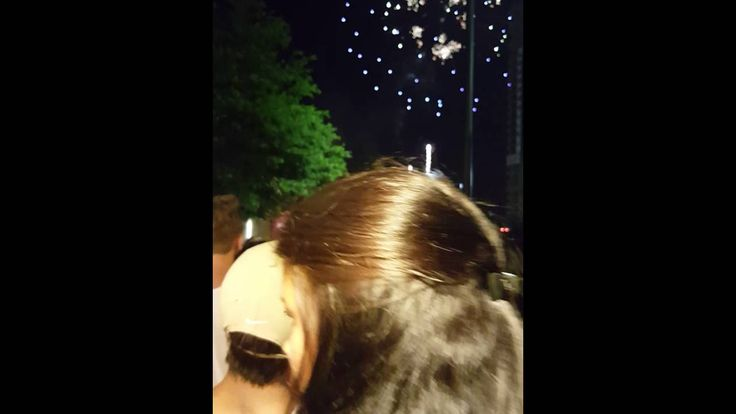 Fourth July 2016, Charlotte, North Carolina. USA Independence Day!