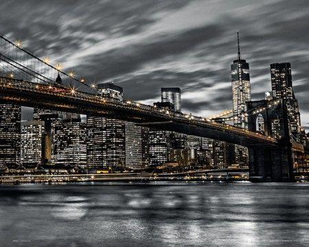 New York - plakat -  50x40 cm  Gdzie kupić? www.eplakaty.pl