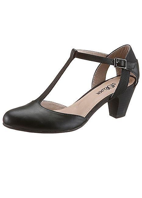s.Oliver Slingback Court Shoes