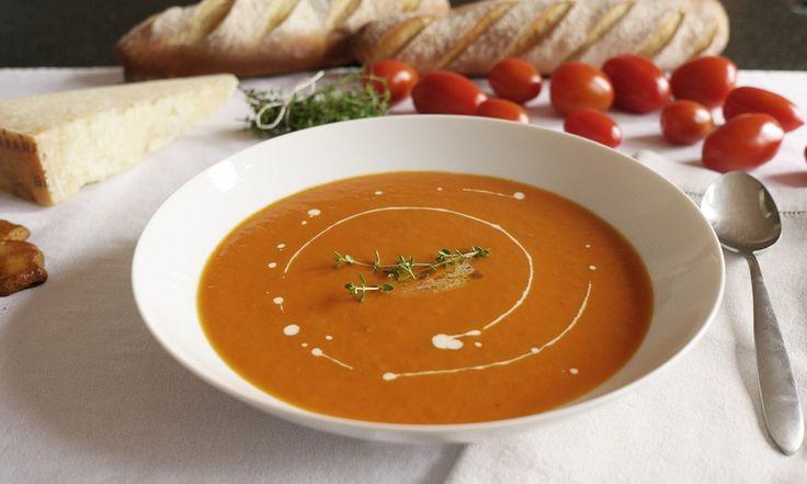 Tomatová polévka | KITCHENETTE