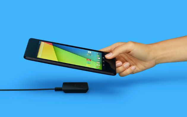 Wireless Charger for Nexus 5 and Nexus 7 available today on Google Play
