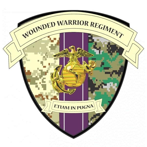 United States Marine Corps Wounded Warrior Regiment in Quantico, Virginia