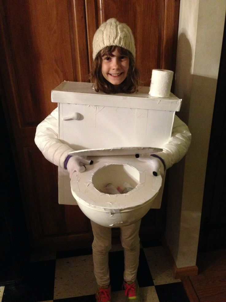 Buying Halloween costumes is overrated -- make one of these cardboard costumes instead.