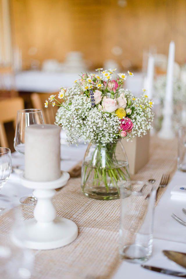 Die Besten 17 Ideen Zu Rustikale Tischdekoration Auf