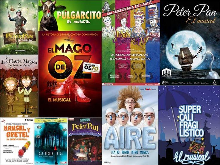 Los Mejores Planes Para Niños Estas Navidades. Teatro para bebés, títeres, magia y muchos musicales acaparan la cartelera en Navidad.