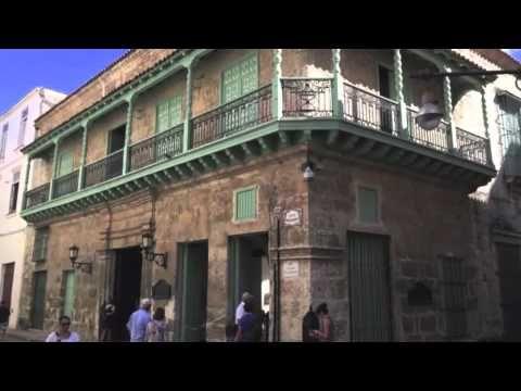 Cuba October 2014: Cuba Then... And Now: Pan Am Historical Foundation video.   #Cuba #tour #panam.org #PanAmerican #PanAm