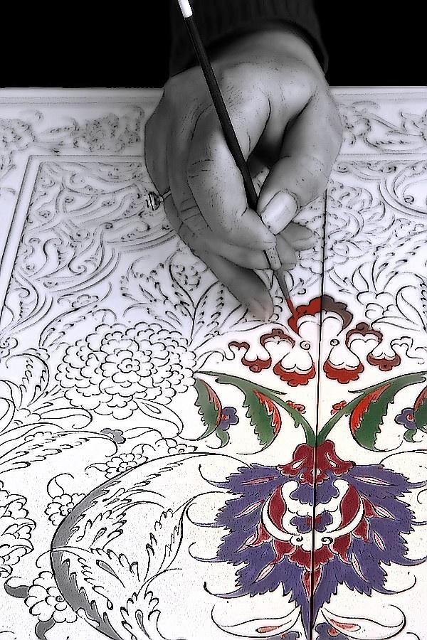 Tezhip = Ottoman illumination